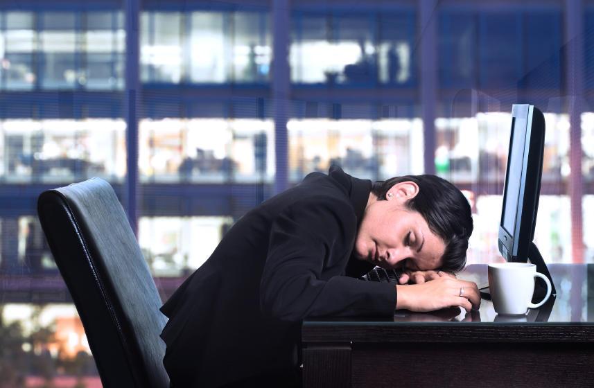Dělníci noční směny